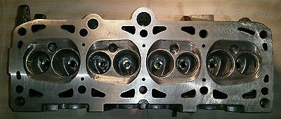 Vw Golf Mk1 Mk2 Gti Ported And Polished Cylinder Head 8V Pb Dx Ex Gas Flowed