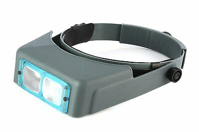 Optivisor Headband Hands Free magnifier