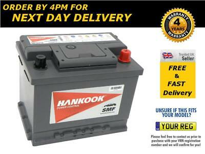 072 / 096R Titanium Car Battery 12V 640CCA - Fast & Free Delivery
