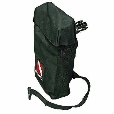 DIVERS BCD / Dry Suit / Rapid easy attach LARGE POCKET / Pouch for Reel. SMB ++