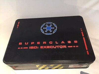 Star Wars Trilogy - ISD Executor - Limited Edition Tin - Definitive VHS Set