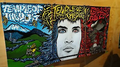 Temple Of The Dog Posters 3 Set Ames Bros Pearl Jam Soundgarden