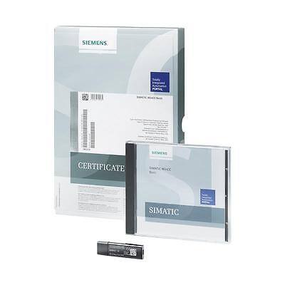 Siemens SIMATIC WinCC Basic V14, Upgrade - 6AV2100-3AA04-0AE5 Software, Lizenz