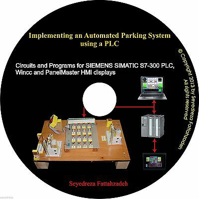 Implementing an Automated Parking System using a PLC