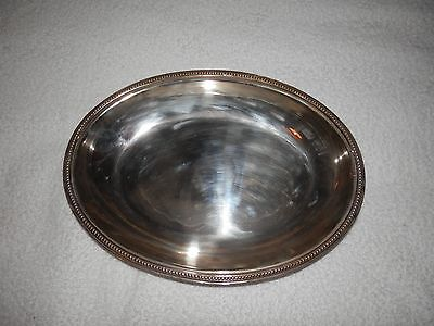 Silver plated vegetable dish picclick uk for Canape serving dishes