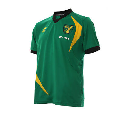 Official Norwich City Fc 2014-15 Green Training Top