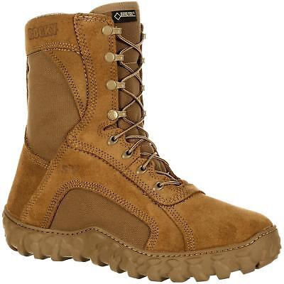 Rocky RKC055 S2V US Made Berry Compliant Waterproof Insulated Military Boots