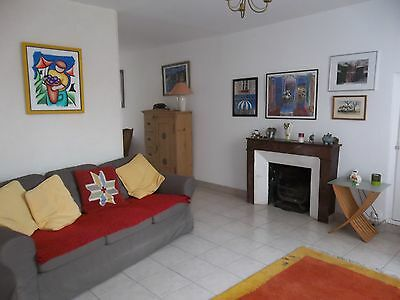 House in France in the beautiful small town Civray for sale