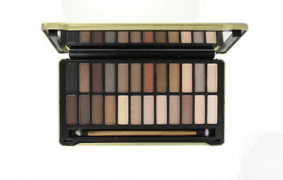 Technic Treasury 24 Colour Eye Shadow Palette With Mirror