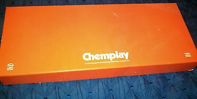 Chemplay board game 1974 exxon esso