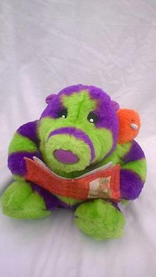 Vintage 2002 ROLY MO Fimbles Story Time Talking,Singing,Moving Soft Toy 26cm gL