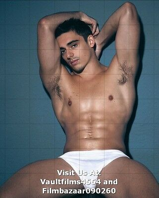 """CHRIS MEARS - GAY INTEREST - OLYMPIC DIVER - Selection of  10"""" x 8"""" Photo(s)"""