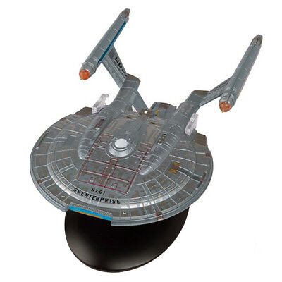 Star Trek SS Enterprise (NX-01 Refit) Model with Mag - Special #6 by Eaglemoss