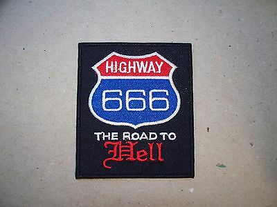 Highway 666 patch