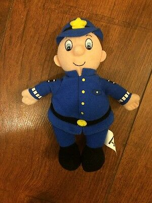 'Pc Plod' From Noddy Mac Donald's Toy 2001