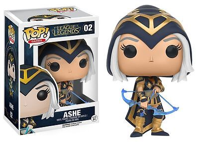 Funko Pop Game League of Legends Ashe Vinyl Action Figure Collectible Toy #02