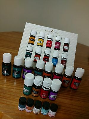 Young Living Essential Oils 2 ml, 100% pure essential oil guaranteed