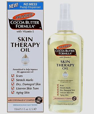 Palmers Cocoa Butter Formula Skin Therapy Oil  Scars/Stretch Marks/Aging 150ml