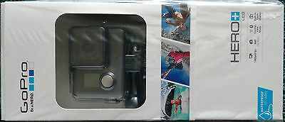 NEW&SEALED GoPro HERO+ Camera with LCD Touch Screen (8 MP, 1080p)