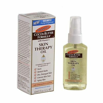 Palmers Cocoa Butter Formula Skin Therapy Oil 60 ml Scars/Stretch Marks / Aging