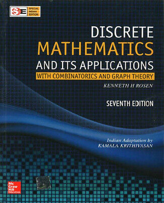 FAST SHIP: Discrete Mathematics And Its Applications 7E by Kenneth Ro