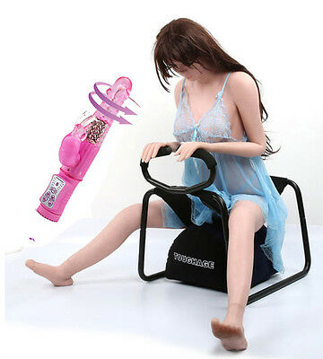 Cozy Feel Multifunction Sex Chair with handle Inflatable pillow Kit & Gift