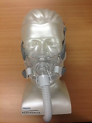 Philips Respironics Amara View full face CPAP mask