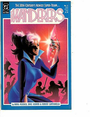 Lot Of 12 The Wanderers DC Comic Books # 2 3 4 5 6 7 8 9 10 11 12 13 J211