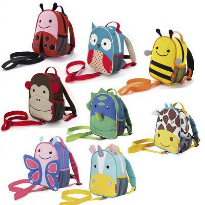 Skip Hop Zoolet Child & Toddler Small Backpack Rucksack Harness with Reins