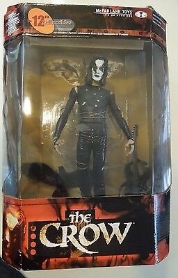 THE CROW 12-INCH ACTION FIGURE BY McFARLANE TOYS - NEW IN BOX!!