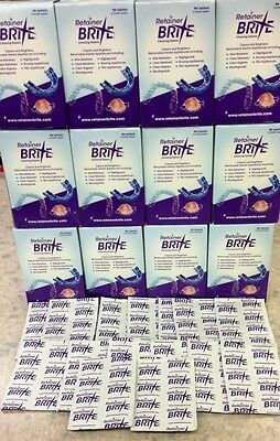Retainer Brite 96 Tablets.cheapest On Ebay.dental.dentures.3 Months Supply.
