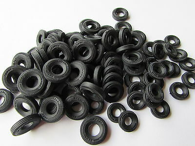 96 NEW CORGI 12/15/17MM REPLACEMENT TYRES 1967's -SPECIAL OFFER