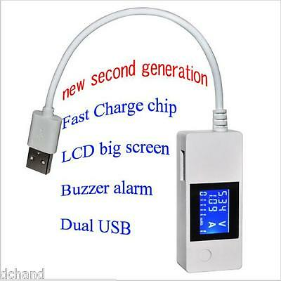 USB Voltages Current  Charger Tester Meter read up to 3.5A/15V type.