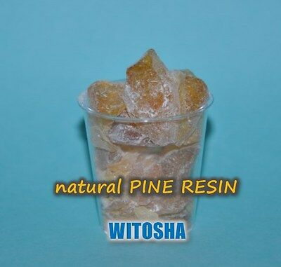 Natural Pine resin / rosin Colophony / incense - from 5 to 2000 gram