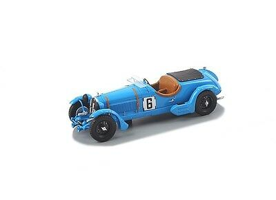 S3887 Spark 1/43: Alfa Romeo 8C, No.6, Le Mans 1934 E. Howe - T. Rose Richards