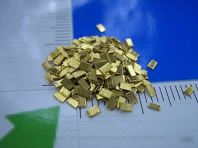 (IT) 1 grain lingotto oro puro 999.9,lingot or,lingote oro ®*bestbuyitaly*