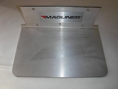 "NEW Magliner Solid Aluminum 14"" HandTruck Nose plate with Mounting Hardware(P)"