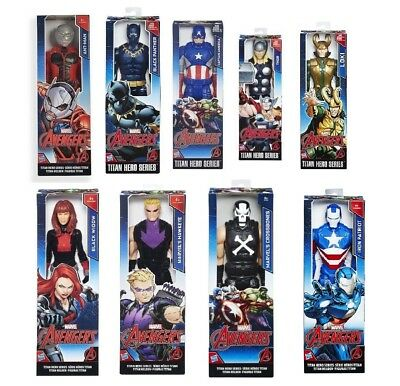 NEW 2017 Marvel AVENGERS Super Eroi 30 CM Hasbro B6660