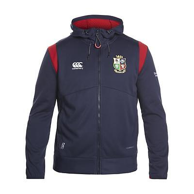 British and Irish Lions Canterbury Men's Thermoreg Full-Zip Fleece Hoodie