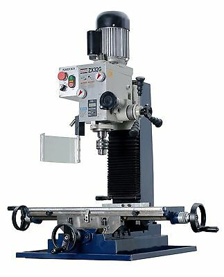 """Bolton Tools 27"""" x 7 1/16"""" Bench Top Milling Machine Drill Free Shipping ZX32G"""