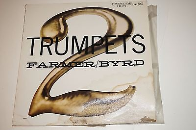 Art Farmer/Donald Byrd 2 Trumpets Prestige LP NY
