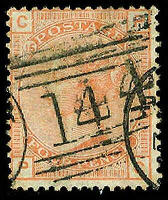 GREAT BRITAIN 69  Used (ID # 64835)