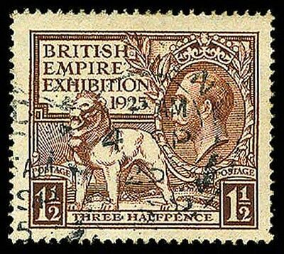 GREAT BRITAIN 204  Used (ID # 64852)