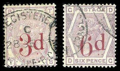 GREAT BRITAIN 94-95  Used (ID # 76180)