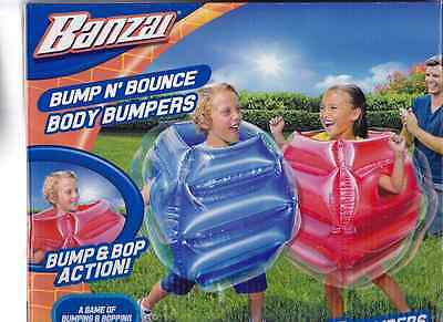 Bump n Bounce Body Bumpers - 2 bumpers included