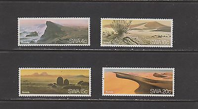South West Africa- Lot 4252, Mint, NH. Sc# 398-401.