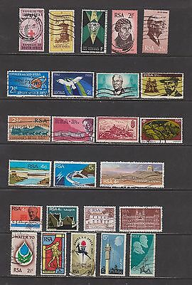 South Africa- Lot 1381, Used.