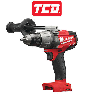 Milwaukee M18FPD-0 18v Brushless Fuel 2 Cordless Hammer Combi Drill