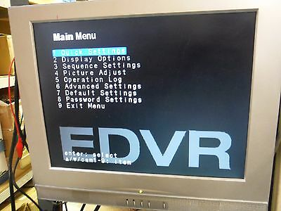 American Dynamics ADEDVR009032 9 Channel CDRW 320GB DVR Security System for CCTV