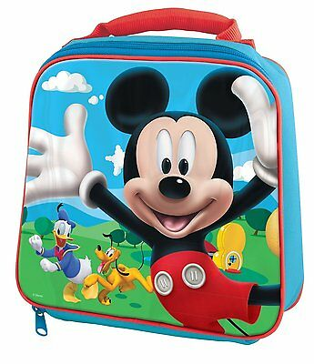 Disney Mini-Thermotasche Mickey Mouse Clubhouse Kindergarten Tasche